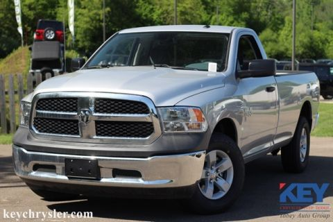 NEW 2018 RAM 1500 TRADESMAN REGULAR CAB 4X4 8' BOX