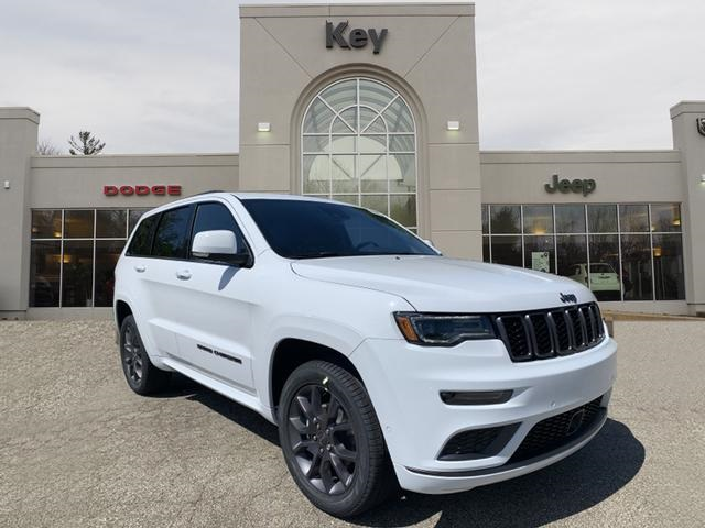 2020 Jeep Grand Cherokee High Altitude White