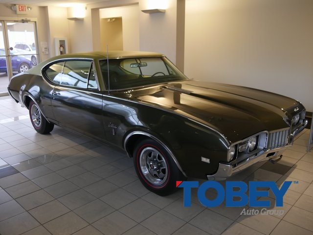 Pre-Owned 1968 Oldsmobile Cutlass