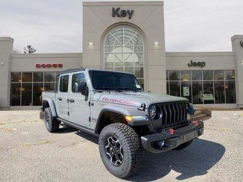 New 2020 JEEP Gladiator Rubicon